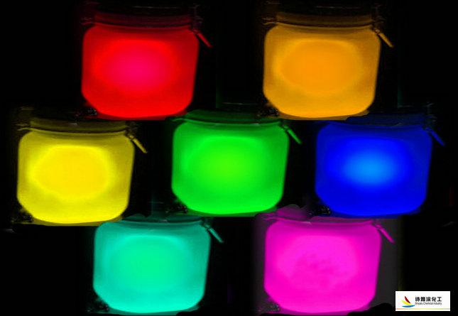 专用夜光粉长效发光